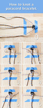 diy paracord bracelet instructions images How to rainbow paracord dog collar jpg