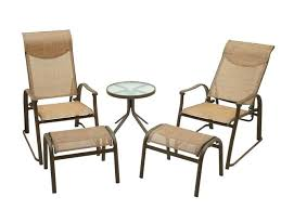 patio furniture with ottomans patio chair and ottoman hcjb info