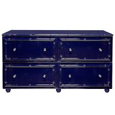 Furniture Elegant Mirrored Buffet Worlds Away Furniture With Four