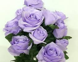 lavender roses lavender etsy