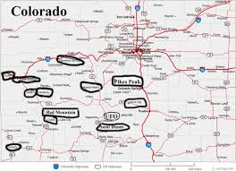 Map Of Colorado Cities by Springs National Park Pictures Posters News And Videos On