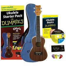 guitar for dummies ukfd ukulele pack walmart com