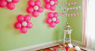 Ideas Balloon Decoration Birthday Party Decorations Tierra Este