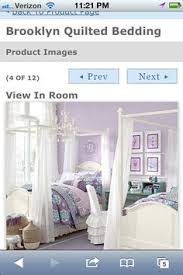 Pottery Barn Brooklyn Brooklyn Quilted Bedding Pottery Barn Kids Inspiration For