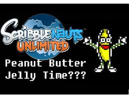 Scribblenauts Memes - scribblenauts unlimited peanut butter jelly time meme youtube