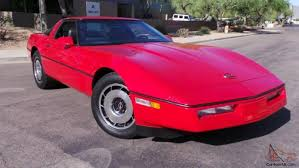 chevrolet corvette 5 7l tpi v8 4 speed bose sound targa
