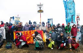 what determines thanksgiving day key moments in the dakota access pipeline fight knkx