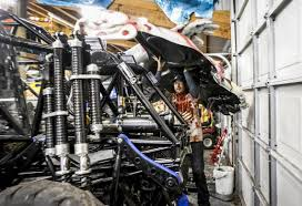 zombie monster truck videos gig harbor twins embrace life on monster truck circuit the news