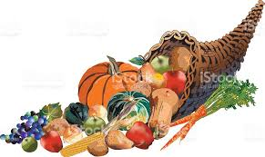 harvest cornucopia cornucopia clipart harvesting crop pencil and in color