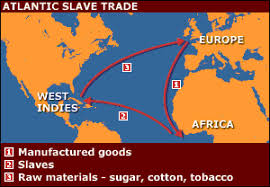 a of slavery in modern america the atlantic africa focus on the trade