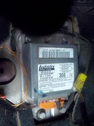 устранение аварии airbag подушки безопасности на peugeot 306 1 9