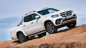 mercedes pick up forbidden fruit the mercedes benz x class pickup is ready to haul