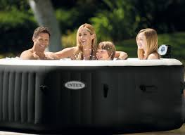 Spa Gonflable Gifi by Spa Intex Gonflable Pure Spa Jets Et Bulles 28454 Ex Raviday Piscine
