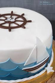 nautical cake cakes rk bakery