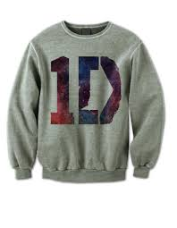 one direction sweater one direction crew neck sweatshirt on the hunt