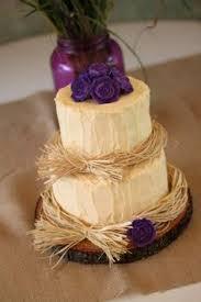 orange wedding cake with camo ribbon border food and baking