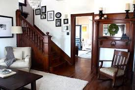 decorating with wood trim dark colors woods and decorating