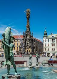 Best Town Squares In America Things To Do In Olomouc Czech Republic Just A Pack