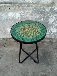 Mosaic Patio Furniture by Splendid Mosaic Outdoor Side Table 31 About Remodel Preferential