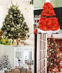 Photos Of Small Decorated Christmas Trees by 25 Beautiful Christmas Tree Decorating Ideas