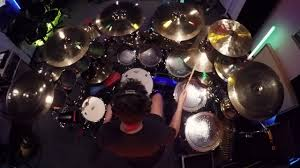 dream theater home drum cam dream theater home by eeuwke wielinga youtube
