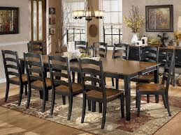 large dining table sets dining room dining design wood upholstered tables large seat laura