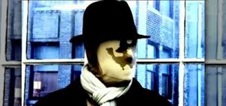 Rorschach Halloween Costume Living Rorschach Mask Morphing Inkblots
