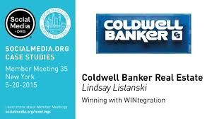 coldwell banker real estate winning with wintegration presented by u2026