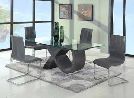 Designer Glass Dining Tables Glass Dining Table