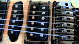 how to install a dimarzio tone zone youtube