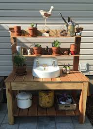 Outdoor Sink Ideas Gorgeous Outdoor Kitchen Sink Station And 15 Most Outrageous