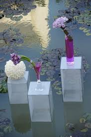 wedding flowers los angeles glam modern wedding with purple décor in los angeles california