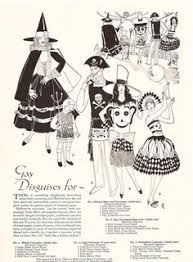 Halloween 1920s Costumes 1920s Halloween Costumes Vixen Vintage Blogspot Vintage