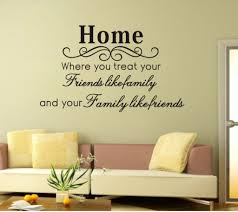 word wall decorations memory photo frame wall art word stickers word wall decorations home where you treat your friends removable vinyl wall art word images