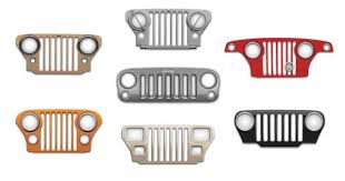jeep grill logo jeep design u2013 the pillars of form and functionality