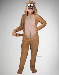 Raccoon Halloween Costumes Regular Show Rigby Raccoon Racoon Feet Pajamas Pjs Costume