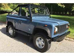 1997 land rover defender 90 1997 land rover defender for sale classiccars com cc 1042186