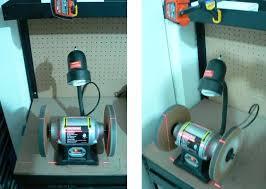 Sharpening Wheel For Bench Grinder Laser Guided Paper Wheel Sharpening Bladeforums Com