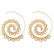 cool dangle earrings compare prices on spiral dangle earrings online shopping buy low