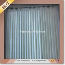 wholesale custom blue garage window blinds new design vertical