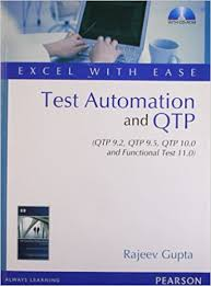 tutorialspoint qtp buy excel with ease test automation and qtp book online at low
