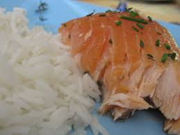 cuisine pavé de saumon idée barbecue le saumon à l unilatéral a la table de gaelle