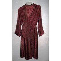 robe de chambre en courtelle robe chambre vintage d occasion plus que 3 à 75