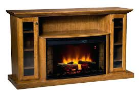 electric fireplace logs with heat and sound fireplaces direct