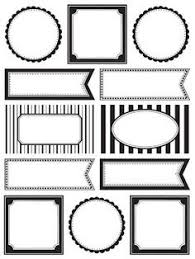 free printable labels black and white yspages com