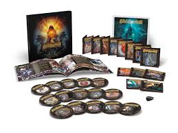 Bands Like Blind Guardian Blind Guardian To Release 15 Cd Box Set In February Metal Storm