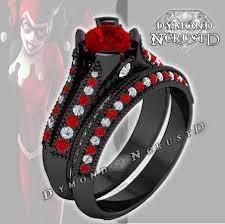 harley quinn wedding dress harley quinn batman inspired ruby white swarovski black