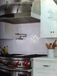interior subway tile backsplash kitchen backsplash gallery