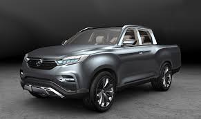ssangyong ssangyong musso sports 2018 pro pickup u0026 4x4