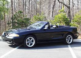 1994 ford mustang 5 0 specs mustang specs 1994 ford mustang